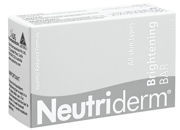 Neutriderm Brightening Bar